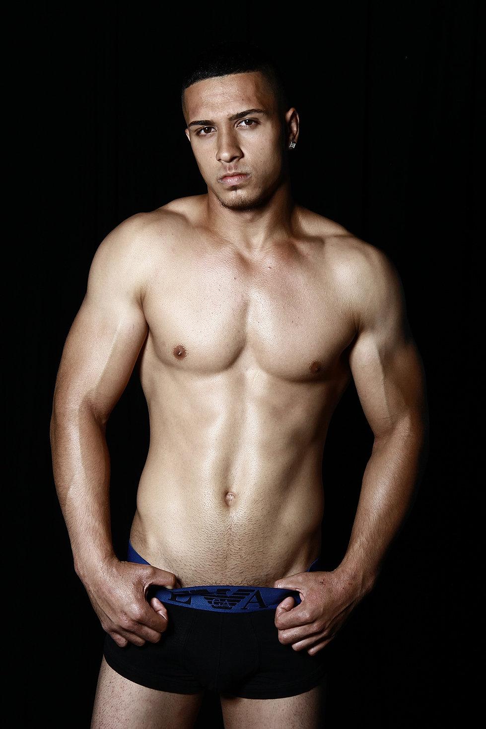 male stripper