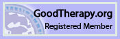 Registered member GoodTherapy.org logo