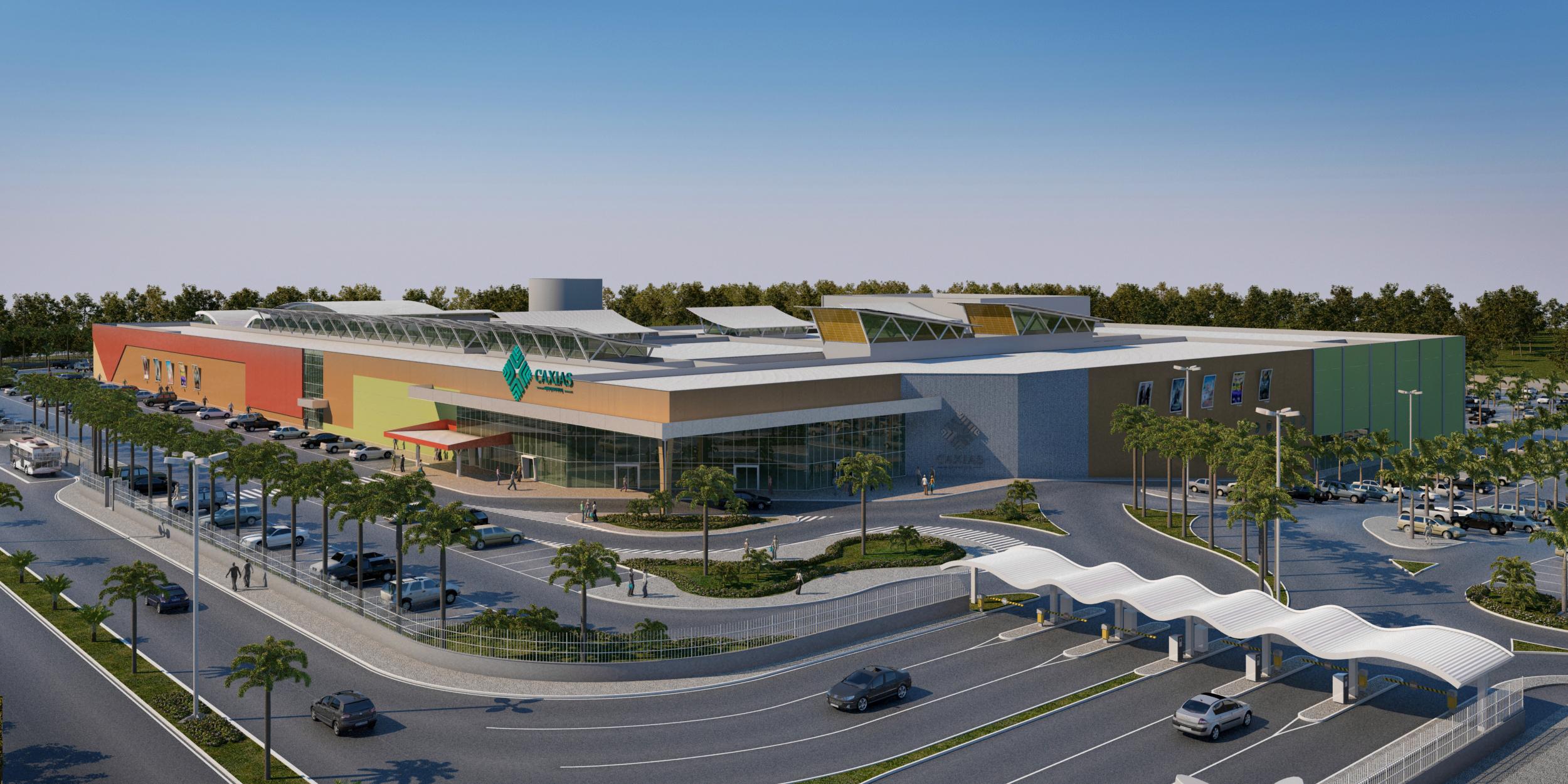 Resultado de imagem para foto do caxias shopping center