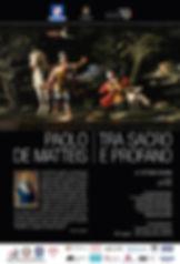 PAOLO DE MATTEIS - TRA SACRO E PROFANO