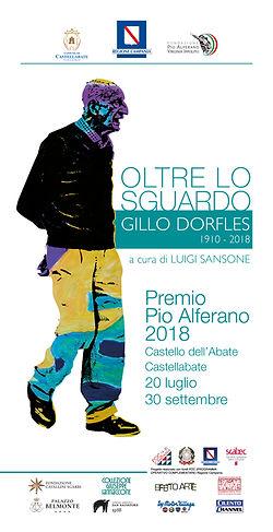 OLTRE LO SGUARDO. GILLO DORFLES 1910 – 2018