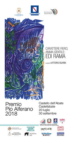 CARATTERE FIERO, ANIMA GENTILE: EDI RAMA