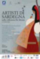 ARTISTI DI SARDGNA NELLA COLLEZIONE DE MONTIS