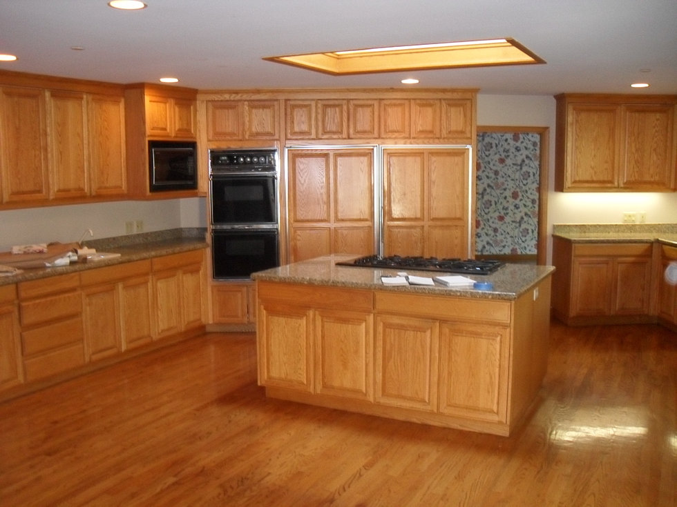 exceptional Green Demolition Kitchens #8: Kitchen Deconstruction in Saratoga