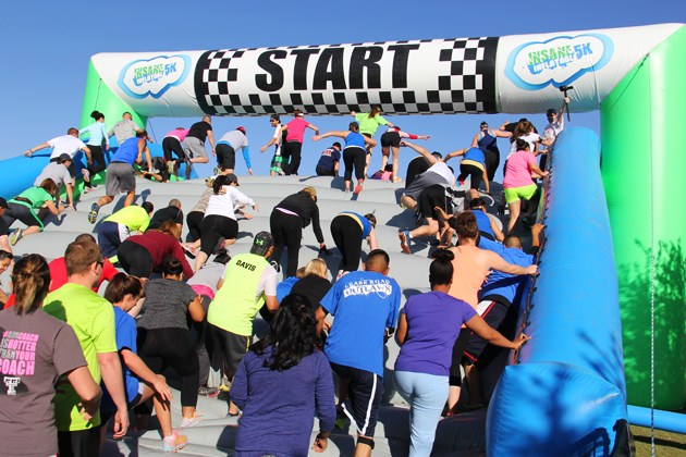 Inflatable 5k Tampa
