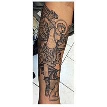Roman Tattoo