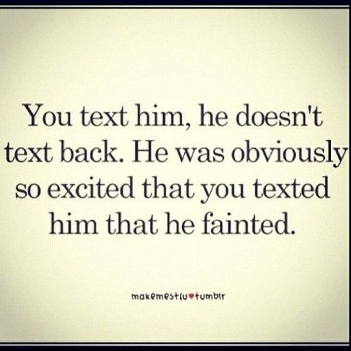 what to do when a guy stops texting you