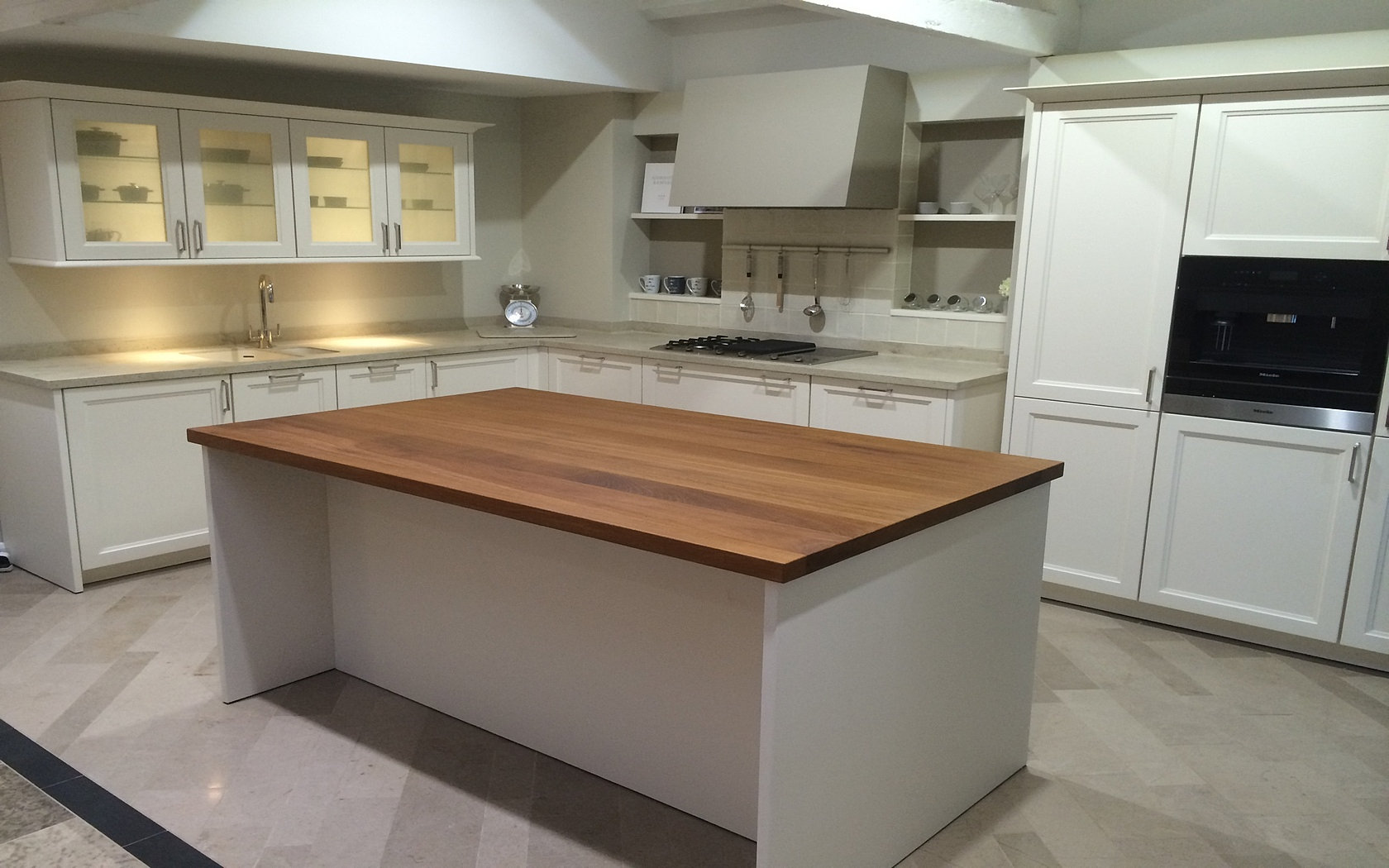 Kitchen Design Ideas Fitted Kitchens Siematic Kitchens Newcastle Oiled Solid Wood Iroko