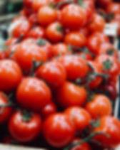 Tomates orgánicos