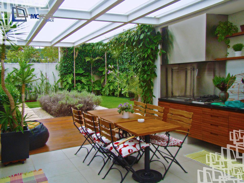 #6C3417 cobertura de vidro cobertura de vidro para jardim de inverno mc perfil  1508 Toldos Para Janelas De Apartamentos