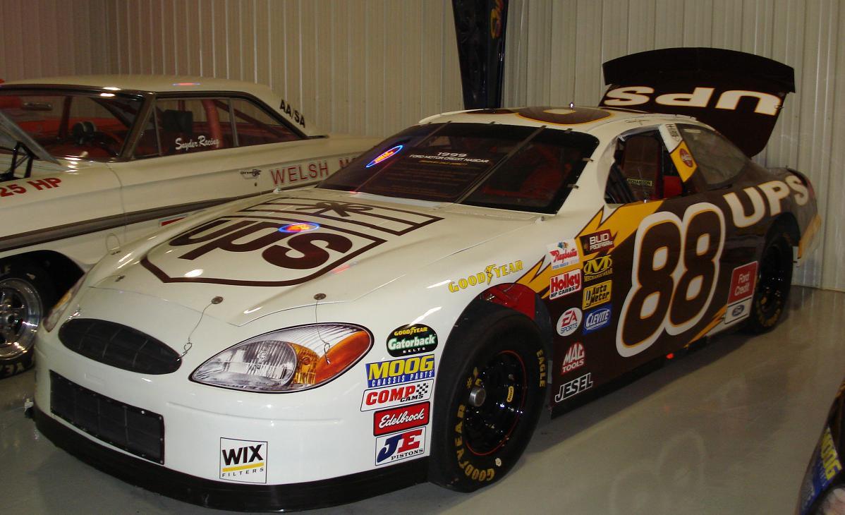 1999 Dale Jarrett Nascar