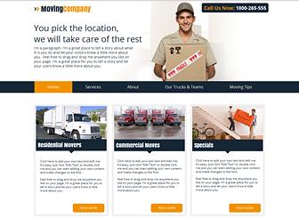 Nakliyat Şirketi Template - Bu profesyonel site size akıllı, başarılı ve dostça bir hava katar. Herhangi bir hizmet sektöründe olanlar için idealdir. İstediğiniz gibi değiştirin ve sitenizi yayınlayın.