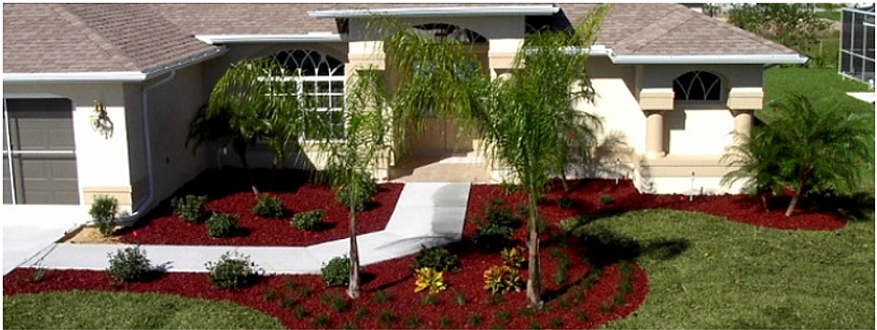 Jardines de tiquicia for Jardines para frentes de casas pequenas