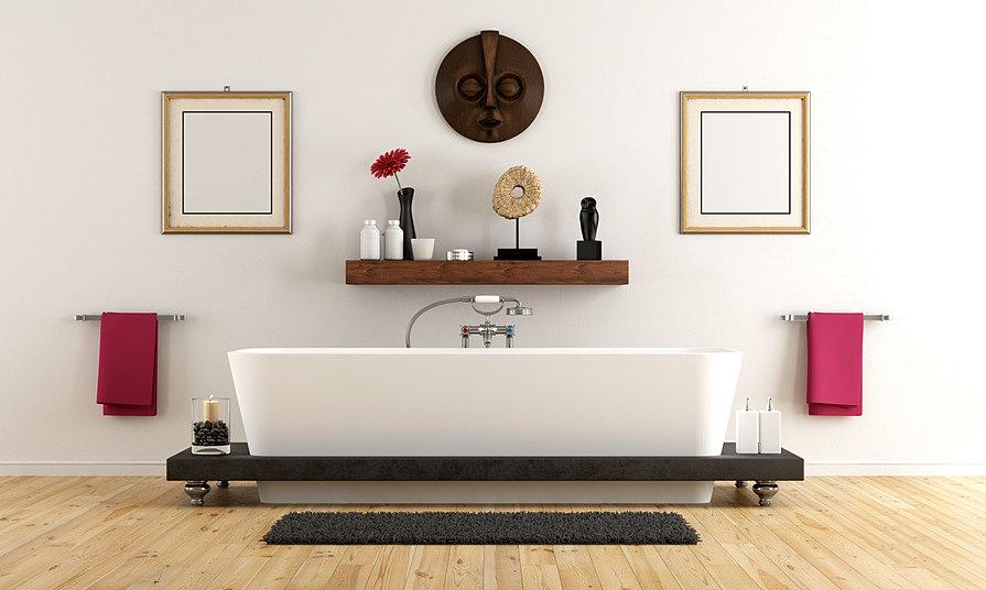 architecture et d coration d 39 int rieur 100 en ligne salle de bain. Black Bedroom Furniture Sets. Home Design Ideas