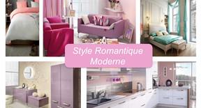 Style romantique moderne