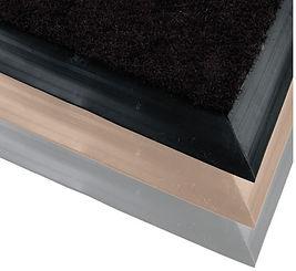 Perfil PVC em forma de rampa para melhor acabamento do seu tapete cairo, supercairo vinil ou alcatifa