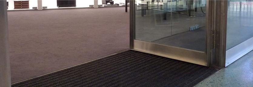 Tapete de entradad para utilização mista, interior ou exterior