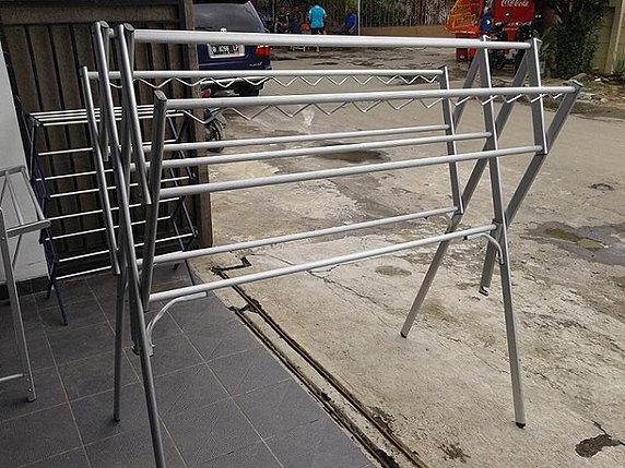 Rak Besi Siku Lubang (Fajar Aluminium)