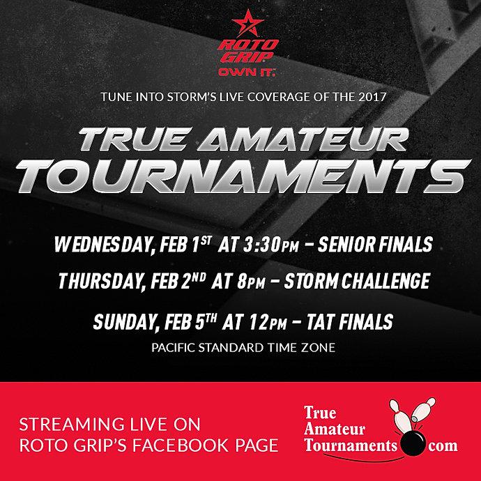 True Amateur Tournaments 60
