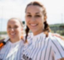 Girl's Softball Team Members