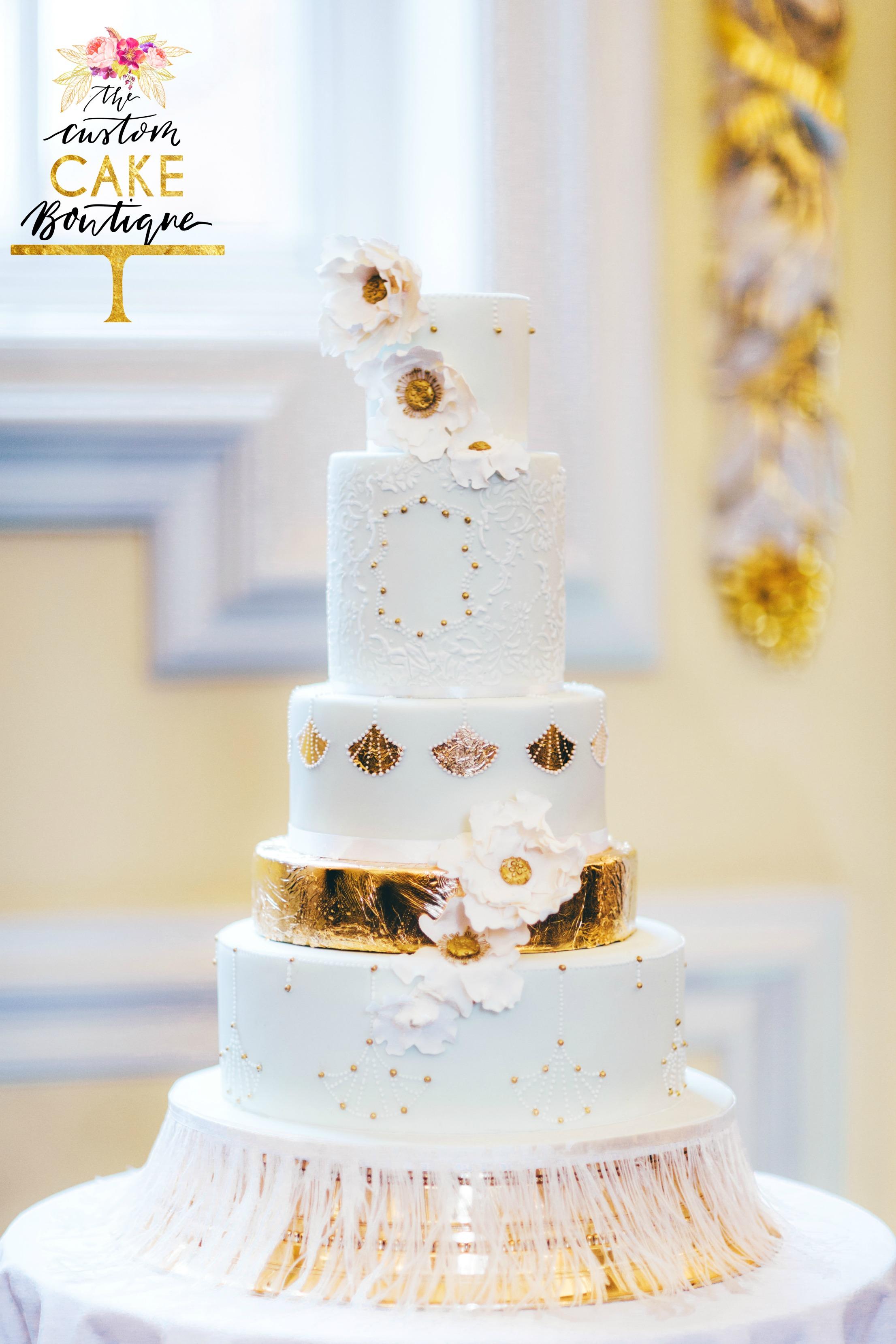 The Custom Cake Boutique | Wedding Cakes London on Feedspot - Rss Feed