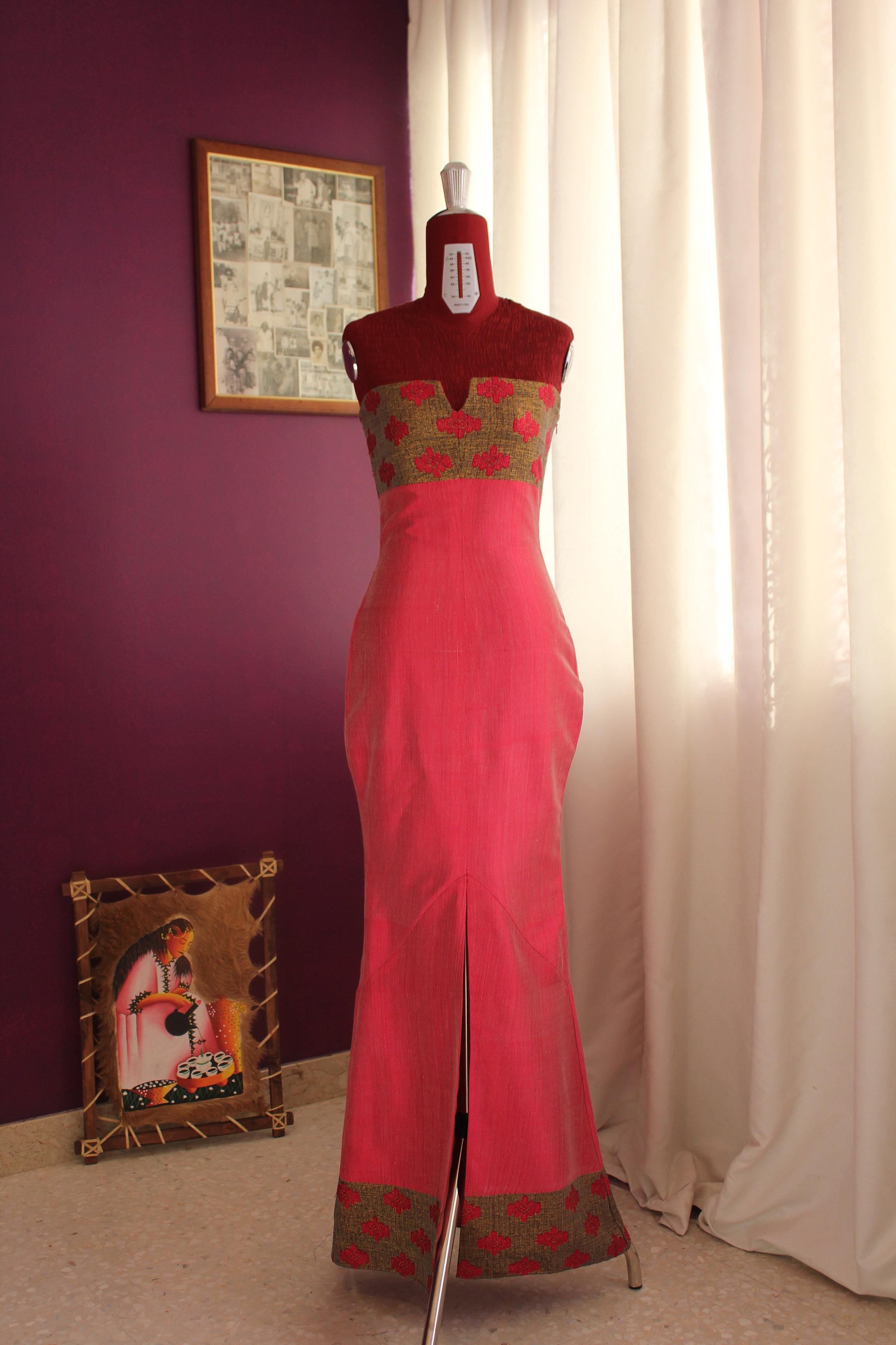 Faridas Style | Fish Cut Dress
