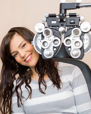 Adult Eye Test Visique Taradale Optometr