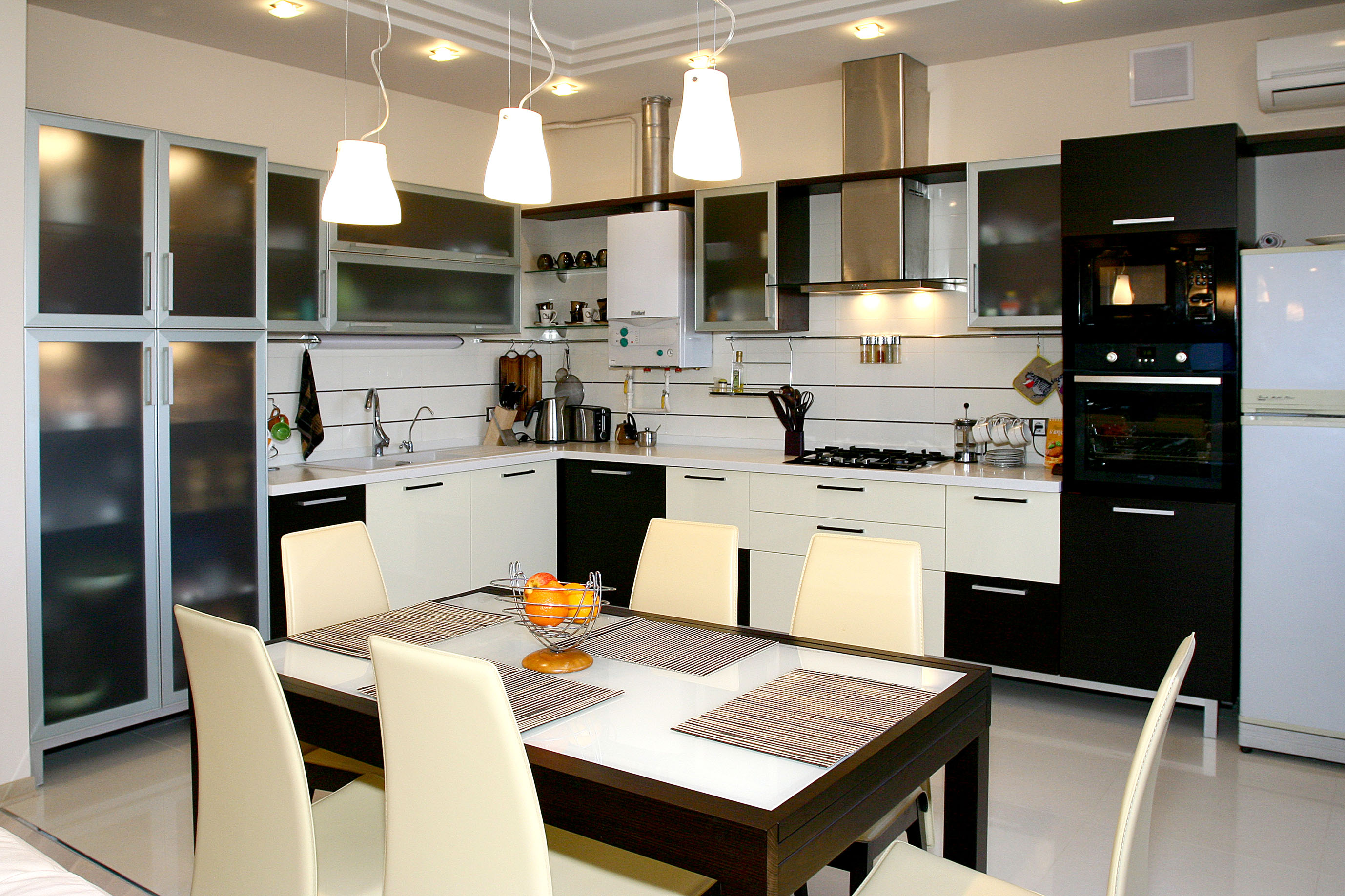 Освещение кухни дизайн кухни