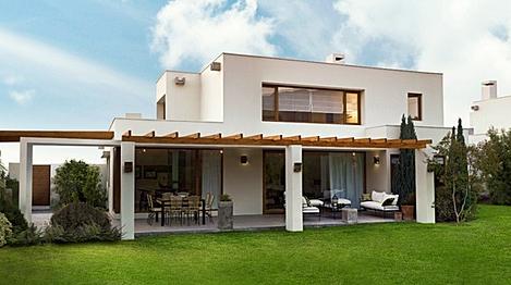Modelos de casas en chile imagui for Casas prefabricadas mediterraneas