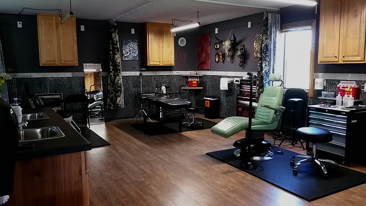 Shop interior design joy studio design gallery best design for Tattoo shop design