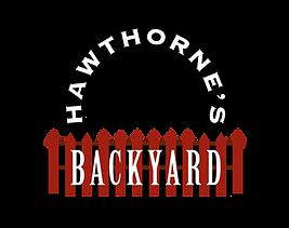 Hawthorneu0027s Backyard Logo