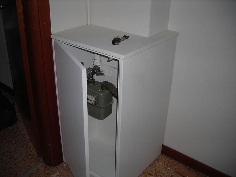 Montaggio mobili milano e servizi per la casa servizipi - Contatore gas in casa ...