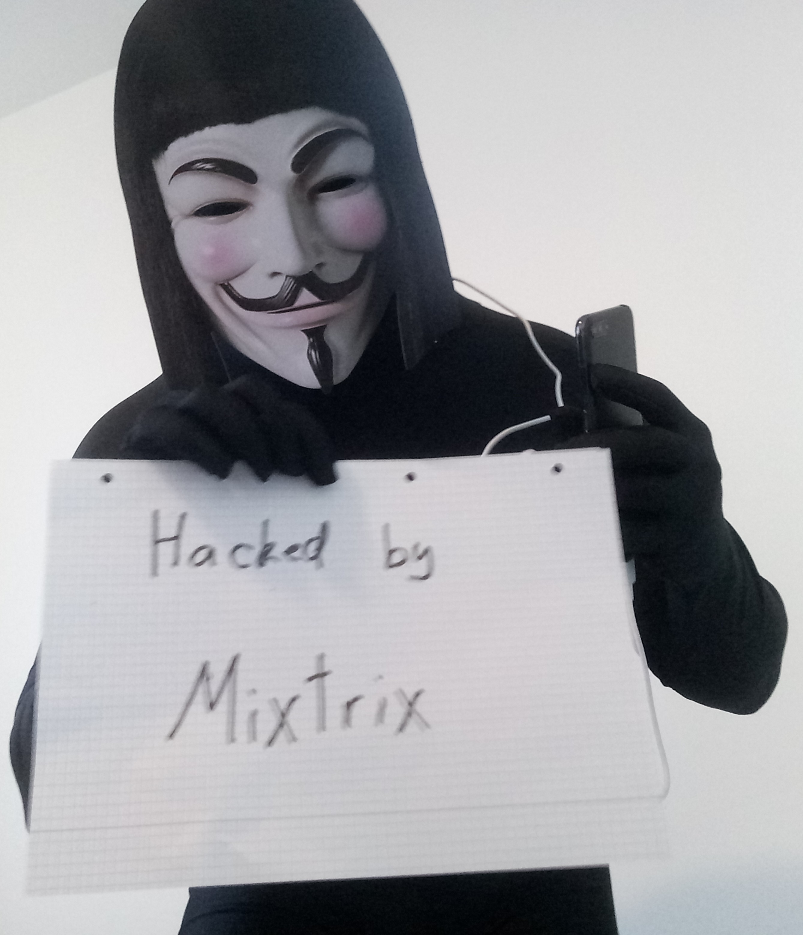 hacked by MIXTRIX