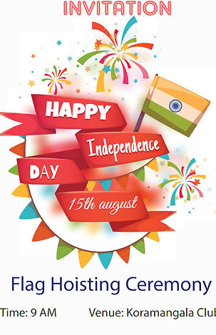 Indian independence day invitation wordings online invitation stopboris Image collections