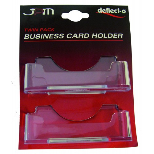 Image plastics laser cut perspex sheet acrylic cut to size business card holder landscape twin pack reheart Choice Image