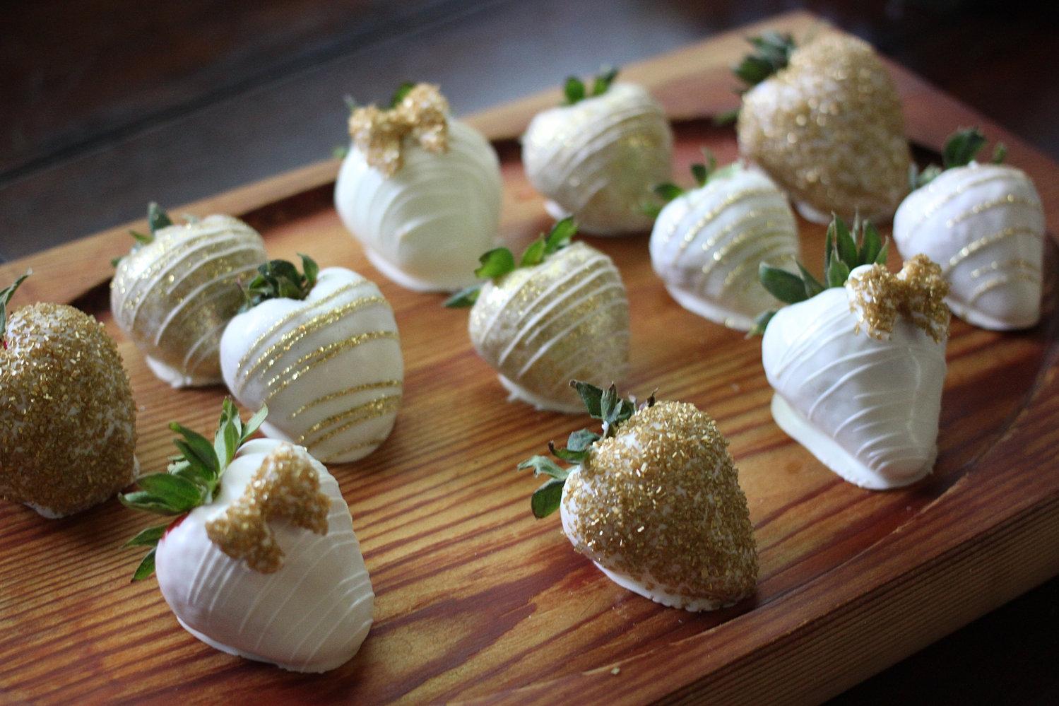 Fruit Head | Tashika Thompson | Chocolate Covered Strawberries