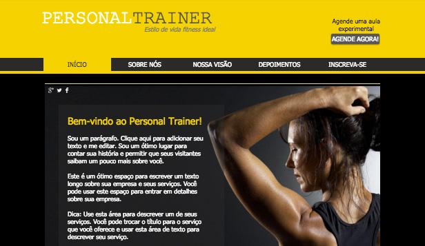 Treinamento de Fitness