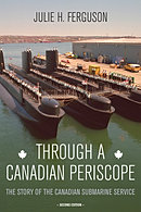 New book cover - Through a Canadian Periscope, 2nd ed. Dundurn