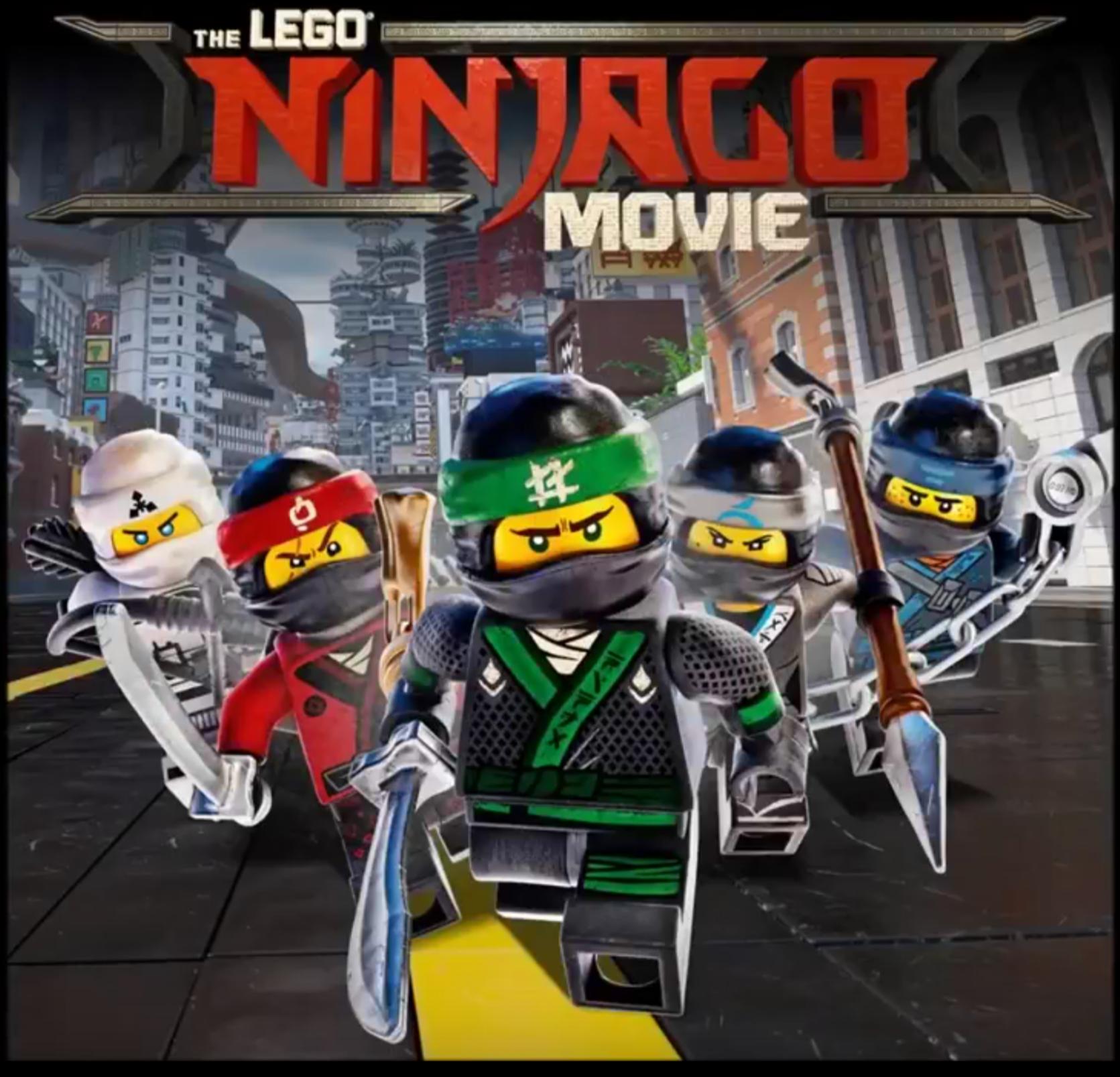 New lego ninjago movie posters lego ninjago news - Photo ninjago ...