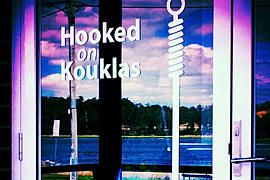 Hooked on Kouklas - Gravelly Beach, Tas.