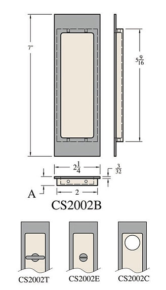 Accurate Lock And Hardware Cs2002