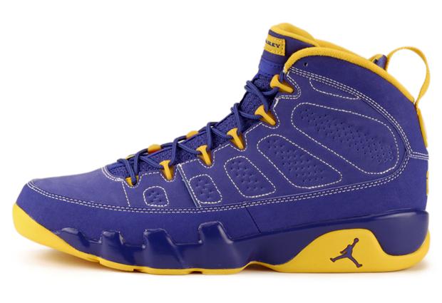 Air Jordan 9 Calvin Bailey FoamCity  Sneakers  Apparel