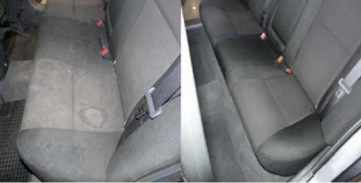 Как почистить сиденья автомобиля своими руками