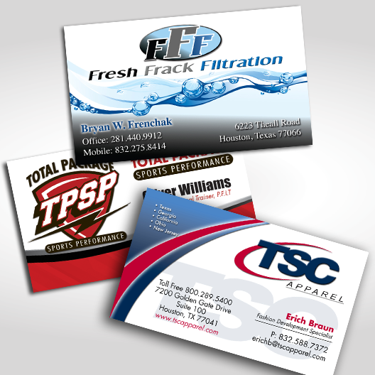 Full color printing business cards reheart Choice Image