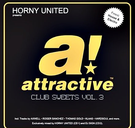 ATTRACTIVE CLUB SWEETS VOL.3