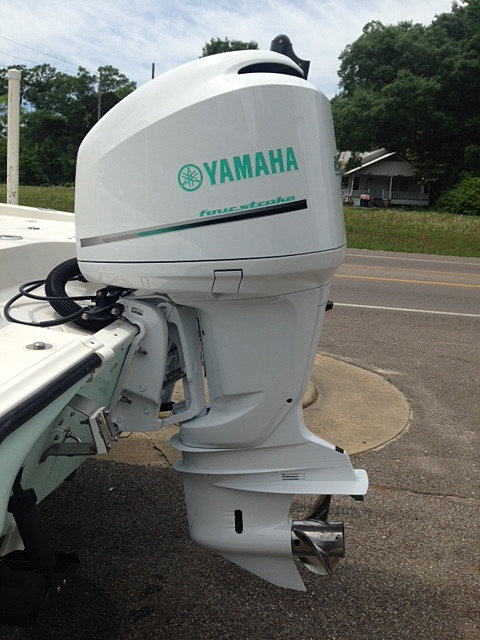 How to paint an outboard motor for Yamaha 250 boat motor