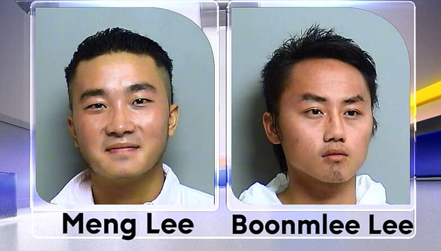 Hmong Shooting: Search Warrant