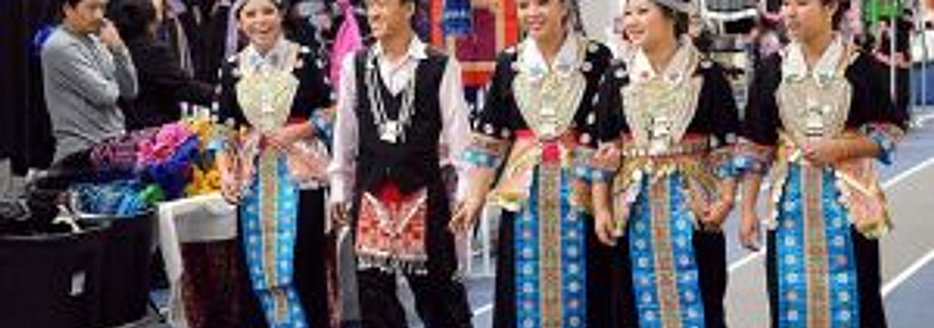 Youths absorb their culture at Hmong