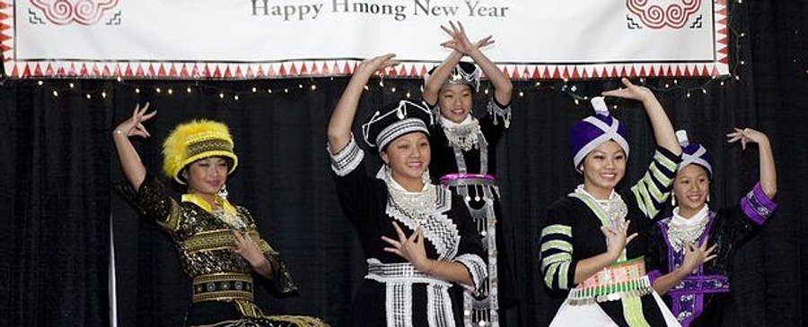 Happy Hmong New Year, celebration