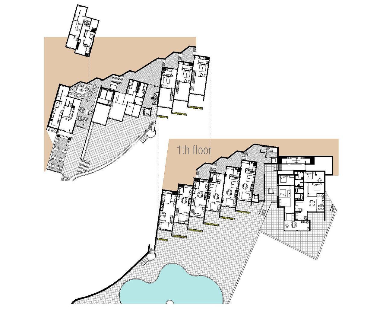 Terrace Floor